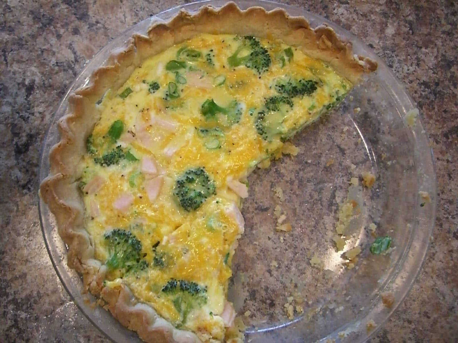 Quiche baby laurens latest quiche sounds fancy doesnt it well it is one of the easiest things to make that is so incredibly delicious for no effort and my favorite part is you forumfinder Image collections