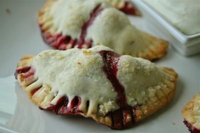 Blueberry Breakfast Pies