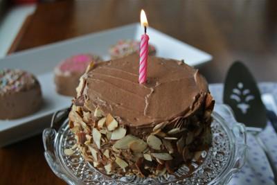 Mini Chocolate Pudding Birthday Cakes Laurens Latest