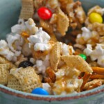 caramel munch mix