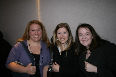 Lauren and friends