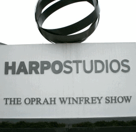 HarpoStudios Sign