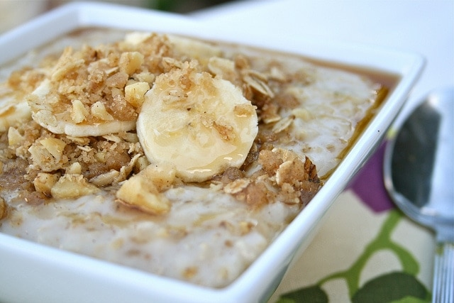 Steel Cut Oatmeal Recipe