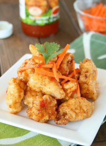 Thai Chicken Bites Recipe
