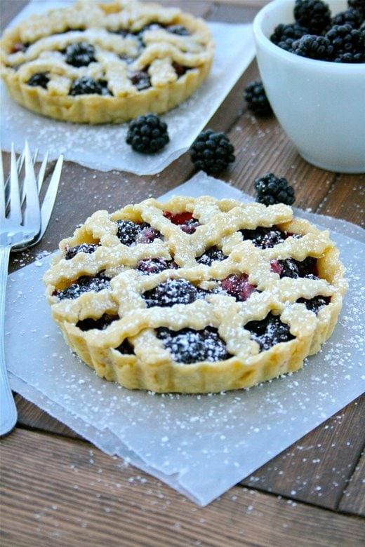 Blackberry Pies
