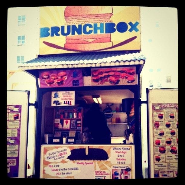 BrunchBox Food Cart