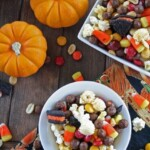 Monster Munch {Halloween Snack Mix}