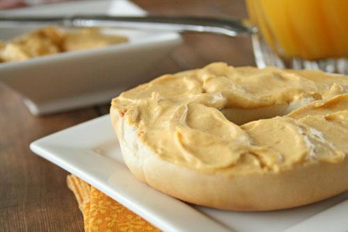 Pumpkin Spice Cream Cheese Spread Lauren S Latest