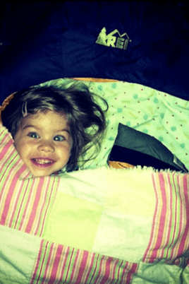 brooke under the covers