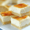 lemon cheesecake creme brulee bars