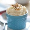 almond vanilla rice pudding