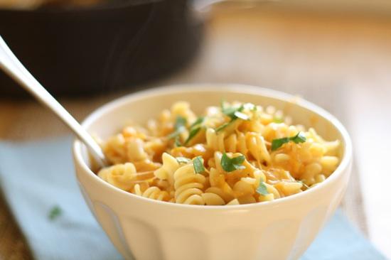 Butternut Macaroni and Cheese