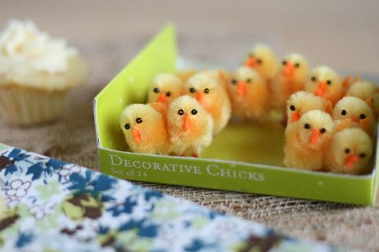 Decorative Chicks