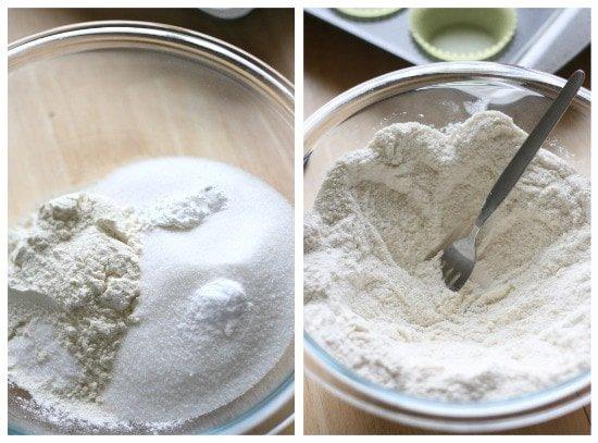 Cupcake Dry Ingredients
