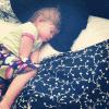 brooke sleeping