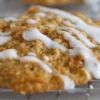 carrot oat breakfast cookies