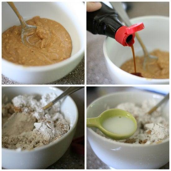 Peanut butter mixture