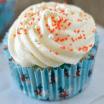 july 4th cupcake