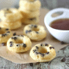 chocolate chip pancake dippers