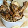 baked chimichurri chicken drumsticks