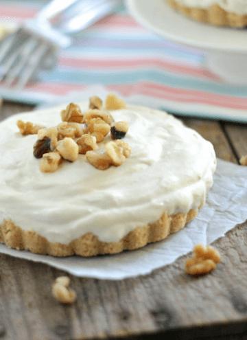 Maple Mousse Cheesecake Tarts {no-bake}