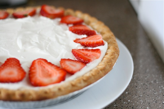 Strawberry Pie with Jello
