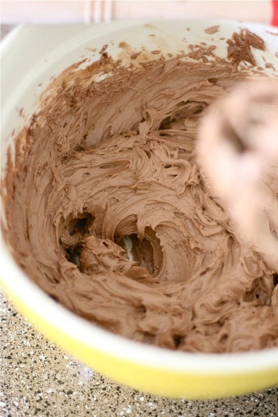 how to make chocolate frosting