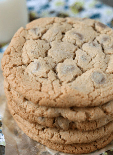 Mrs. Fields Chocolate Chip Cookie Recipe {clone!}