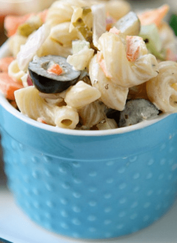 Best Macaroni Salad