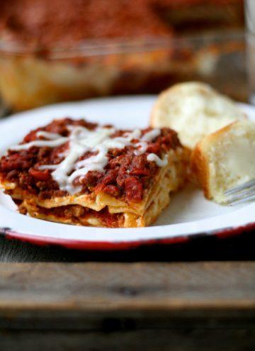 My Momma's Lasagna