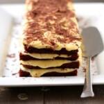 Dark Chocolate Layer Cake