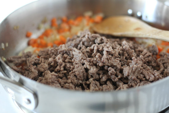 Spaghetti Meat Sauce Recipe