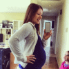 lauren pregnant