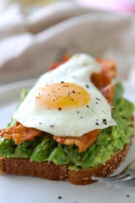 avocado asparagus edd sandwich