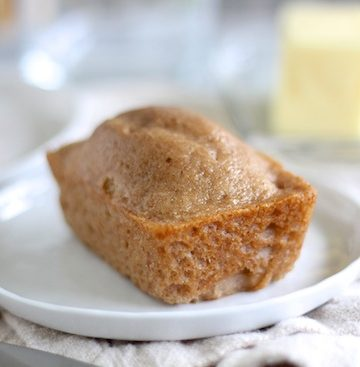 Shortcut Spiced Banana Bread