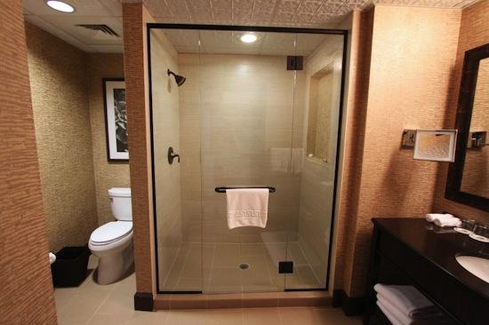 tina bathroom