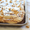 peanut butter pie sheet cake