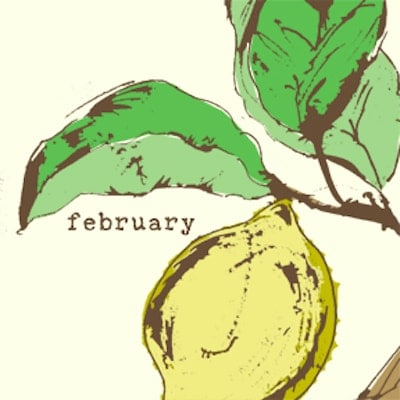 February illustration