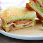 grilled california club sandwich