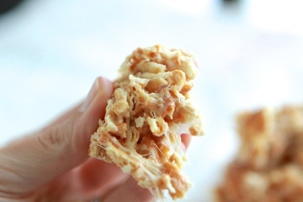 Ritz Krispie Treats from www.laurenslatest.com