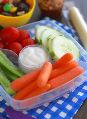 50 Healthy School Lunch Ideas