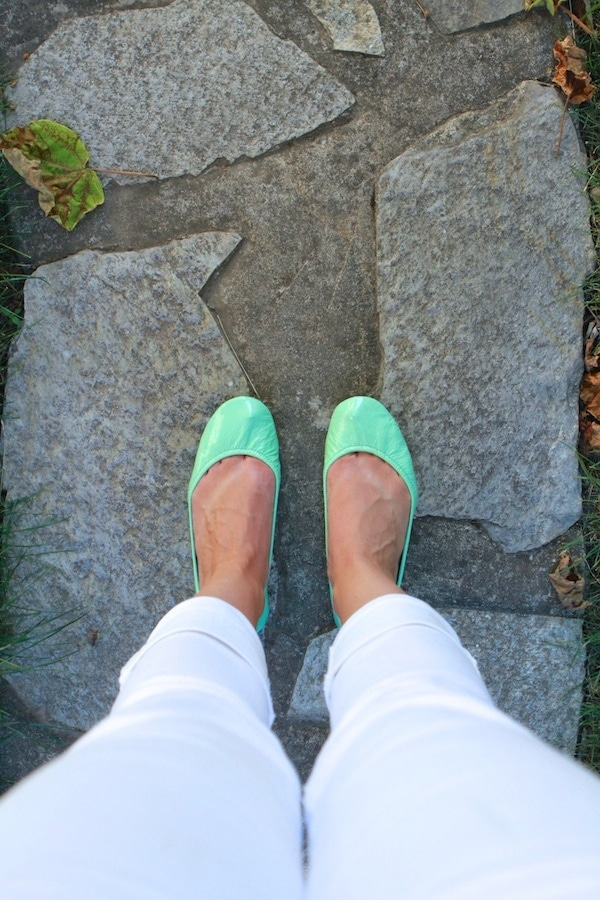I Got The Mint Patent Tieks A Few Weeks Ago And Fell In Love If You Look Picture Above Can Kinda Sorta Tell Have Fat Wide Feet
