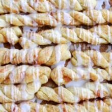 Cinnamon Sugar Twists Lauren S Latest