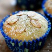 coconut almond muffin