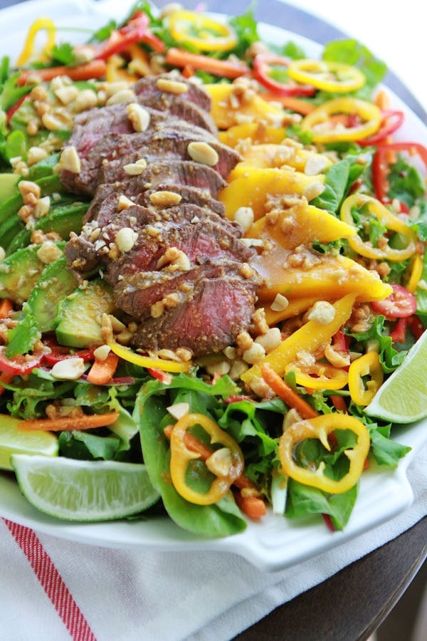 Easy Thai Salad Final