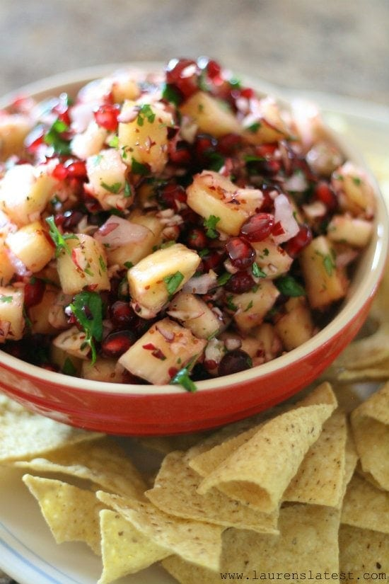 Holiday-Cranberry-Salsa-from-Laurens-Latest-ready-in-10-minutes-or-less