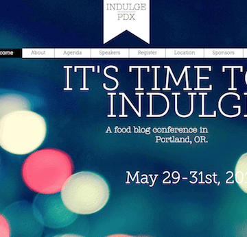 Indulge Conference PDX!
