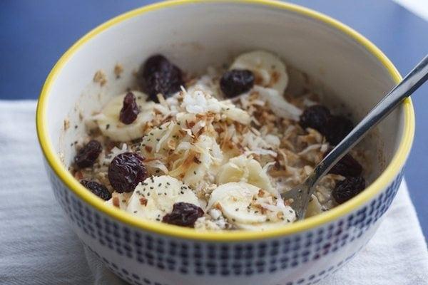 Cherry Coconut Muesli