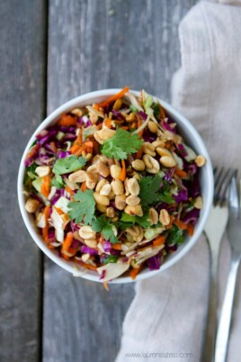Asian Slaw Recipe