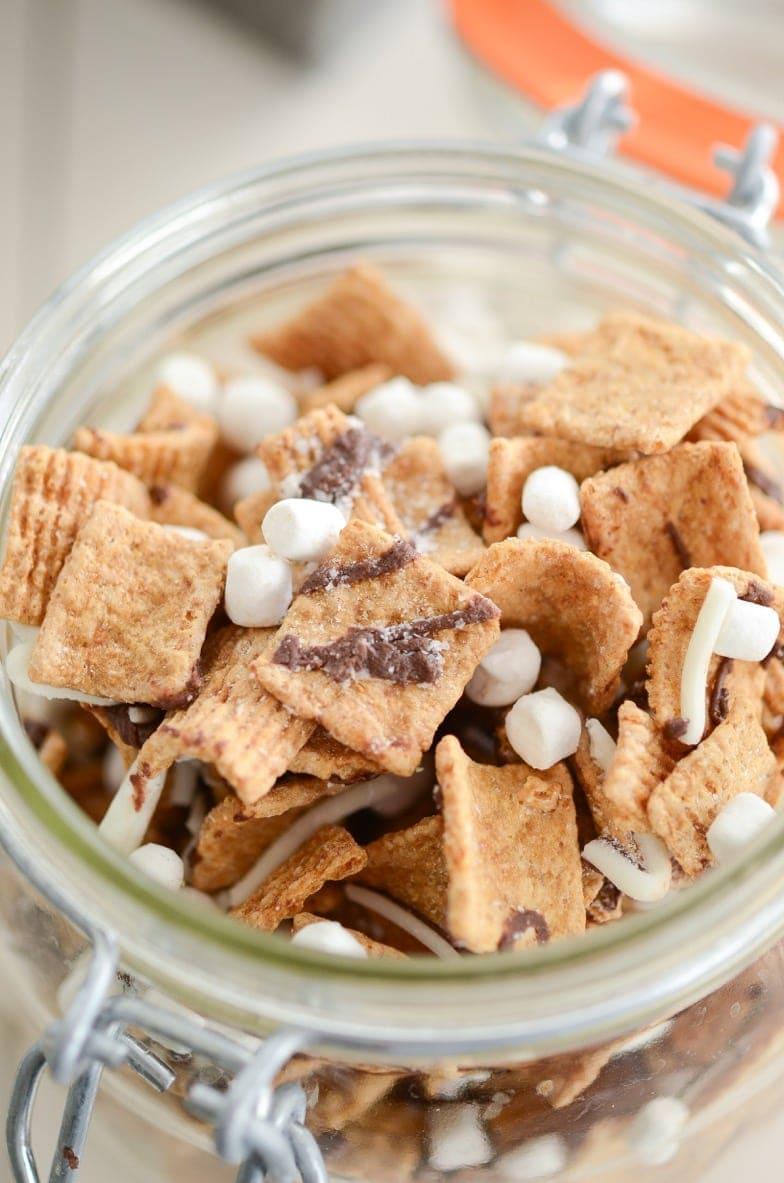 Smore's Snack Mix 4